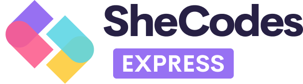 SheCodes Express